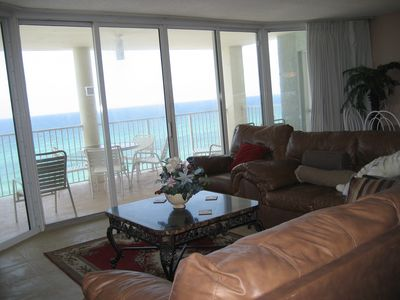 Photo for local owner---3br/3ba-all rooms ocean front-sleep 12-Wifi--------best deal april