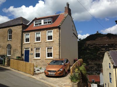 Photo for Fabulous Family House; Heart of Old Staithes; Patio; Parking; Wi-Fi Access