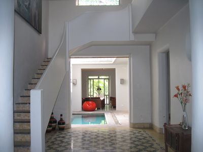 Photo for ART-DECO HOLIDAY OASIS WITH POOL IN THE HISTORICAL CENTRO OF MERIDA - LOCATION!