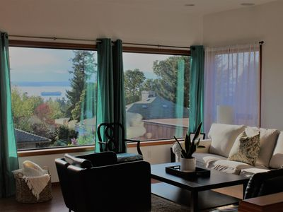 Photo for Stunning West Seattle View Home