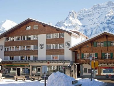 Photo for Apartment Am Dorfplatz in Adelboden - 4 persons, 2 bedrooms