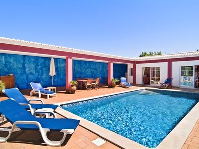 Photo for 2 Bedroom private villa with large private pool and the most beautiful pool area