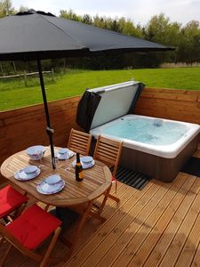 Photo for Private Hot-Tub in Northumberland with  Complimentary Wifi