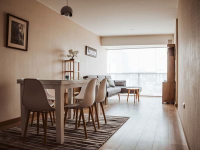 Photo for Spacious and cozy apartment with perfect location