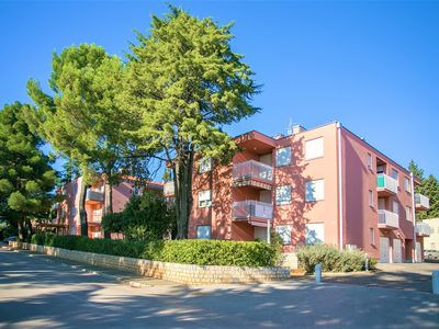 Photo for Lovely apartment Morena with Balcony 50 meter from the Beach