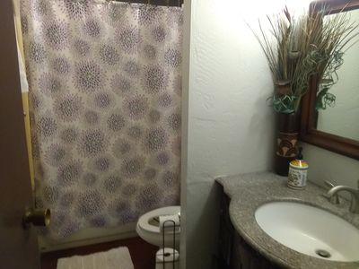 Photo for Walking distance to Beautiful White Sandy Beaches 4 bedrooms.