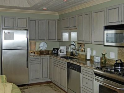 Photo for Unobstructed Gulf View- Upgraded Beach Front Condo - Pool - Near Rosemary Beach