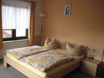 Photo for Holidayflat with balcony, seperate entrance, near Thuringian Forest