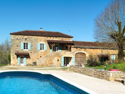 Photo for Vacation home Les Grèzes (MNB400) in Montcabrier - 6 persons, 3 bedrooms