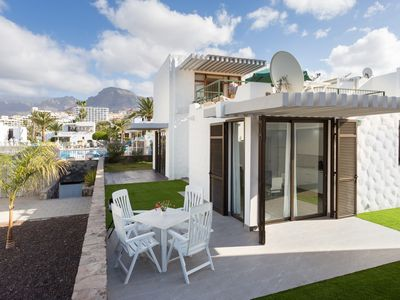 Photo for Quite Bungalow with terrace and barbecue