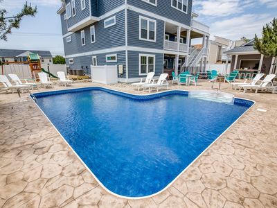 Photo for All-Sea-Suns | 670 ft from the beach | Private Pool, Hot Tub