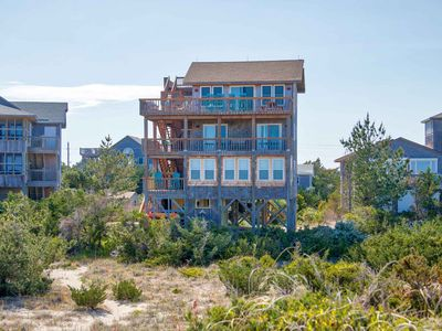 Photo for By the Beautiful Sea - Dazzling 4 Bedroom Oceanfront Home in Avon
