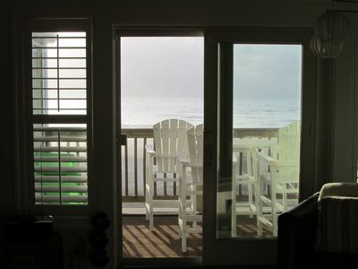 Photo for Rodanthe By The Sea /  Lux. Ocean Front Condo