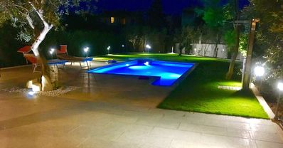 Photo for Gli Ulivi, Luxury Villa with private heated swimming pool, Jacuzzi, free WI-FI