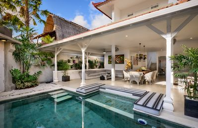 Photo for Stunning Ultra Modern 4 Bedroom Villa, Seminyak""