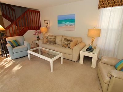 Photo for Comfortably decorated townhouse in Newport Glen