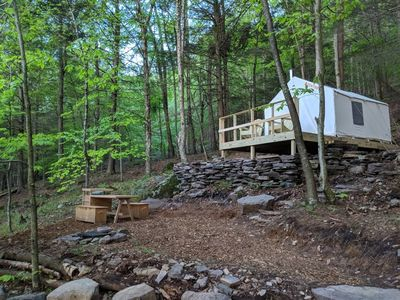 Photo for 1BR Mobile Home Vacation Rental in Big Indian, New York