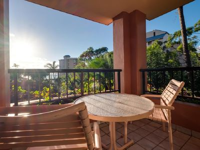 Photo for Maui Resort Beach Condo
