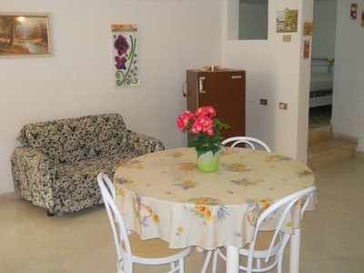 Photo for 1BR Apartment Vacation Rental in Torre Suda, Puglia