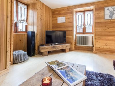 Photo for Chalet des Etoiles (11 persons) with Nordic bath in Val-Cenis