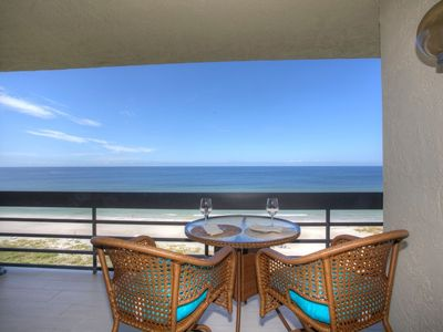 Photo for Sophisticated and Newly Renovated Penthouse Condo on the Beach - Fabulous Views