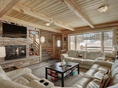 Photo for Cook Family Lodge: 4  BR, 3  BA House in Breckenridge, Sleeps 11