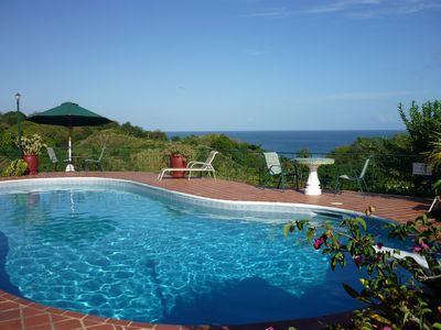 Photo for Villa and Cabanas, Entire property