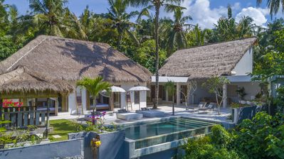 Photo for Hidden Jewel in Bali - Villa with private chef and infinity pool