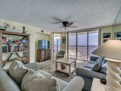 Photo for Beautifully Decorated 7th Floor Condo, Lazy River | South Shore Villas - 704