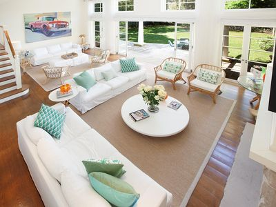 Photo for VAUCLUSE BEACH HOUSE - Classic Timeless Beach House Footsteps to Vaucluse Bay