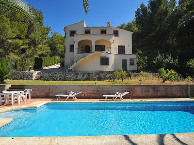 Photo for Vacation home Tosalans 13  in Jávea, Costa Blanca - 8 persons, 4 bedrooms