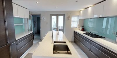 Photo for City Centre Contemporary Spacious Home with open plan kitchen, 2 mins from Beach