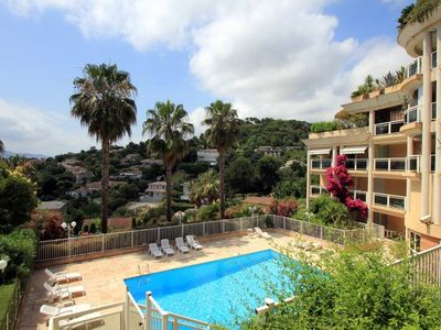 Photo for * Cannes luxury residence heights F2 / pool / sauna / quiet
