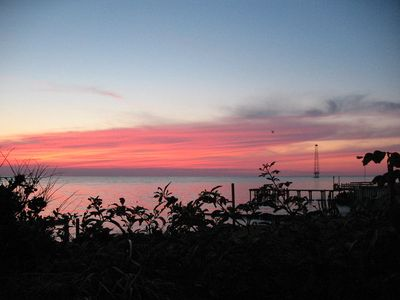 Photo for Share Splendid Sunsets Over the Beautiful Chesapeake Bay    .