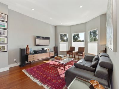 Photo for (Ranked Top 5% on VRBO) Sunny SOMA Duplex 2 BR Share of 2BR plus In Law