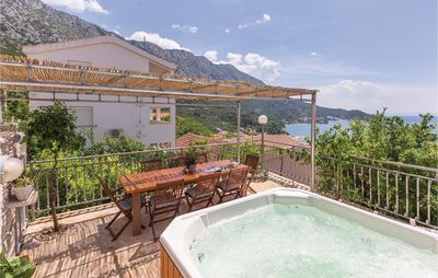 Photo for 4 bedroom accommodation in Podgora