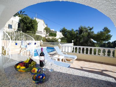 Photo for Vacation home Casa Altamir in Benissa - 6 persons, 3 bedrooms