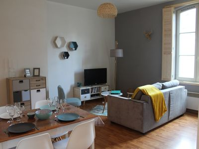 Photo for Quiet apartment near the Loire