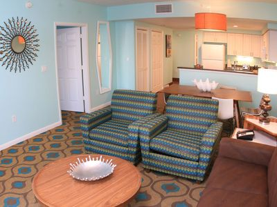 Photo for Wyndham Ocean Walk  - 2 BR Ocean Front With Free WiFi