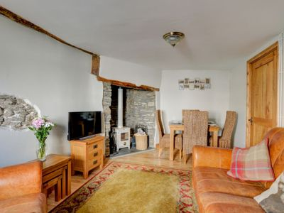 Photo for Vacation home Cosy Cottage in Barnstaple and Braunton - 4 persons, 2 bedrooms