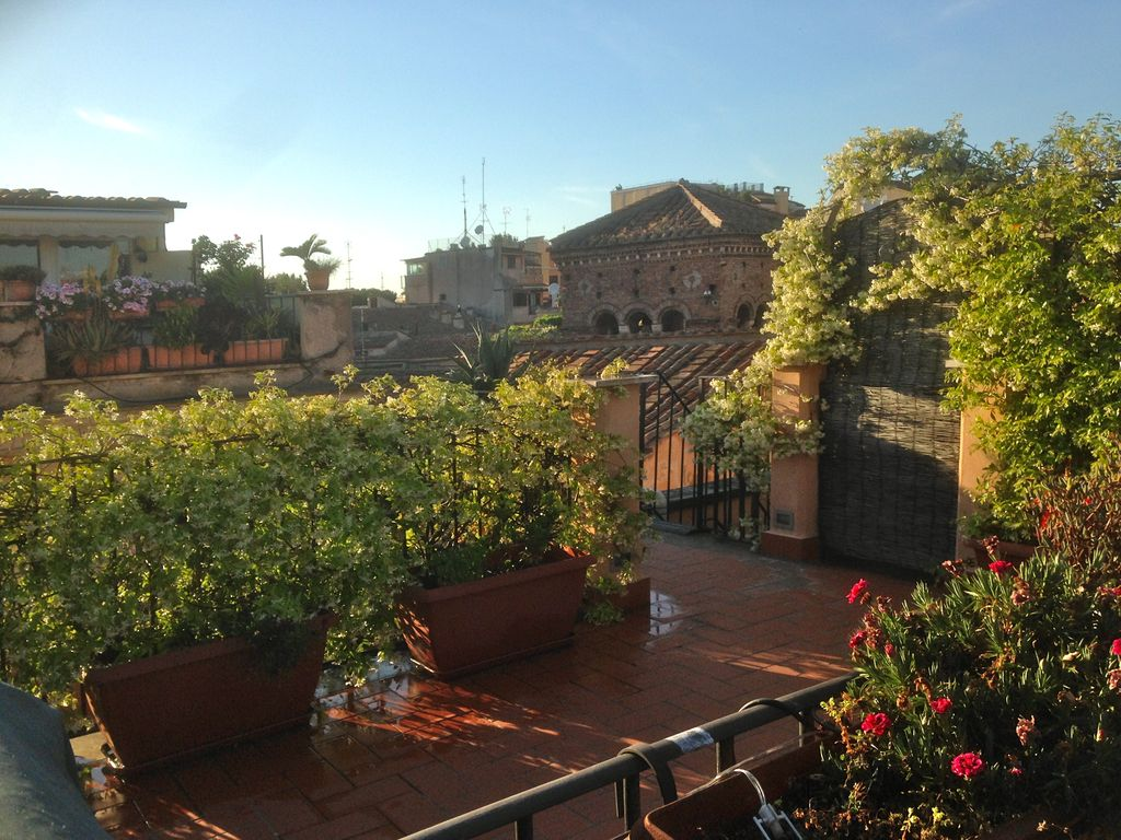 Trastevere penthouse with panoramic roof te vrbo sciox Gallery