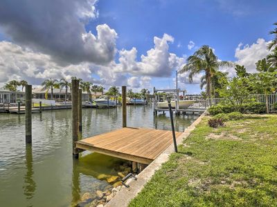 Photo for Updated Apollo Beach Home w/ New Dock & Hot Tub!