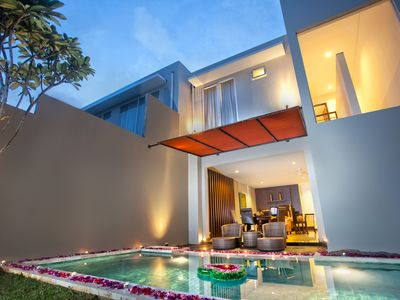 Photo for Private Luxury 2 Bedroom villa, Seminyak