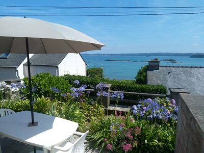"Photo for cottage ""Chez Tante Jeanne 'facing the Bay of Paimpol"