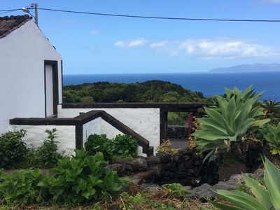 Photo for Traditional house with large garden and extraordinary view of the ocean