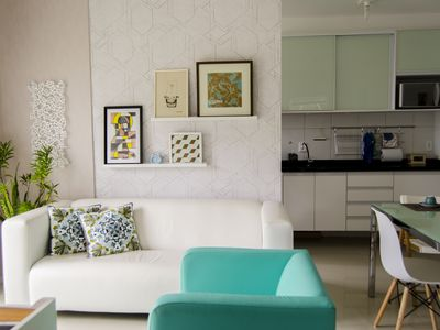 Photo for Beautiful apartment in Cachoeira do Bom Jesus