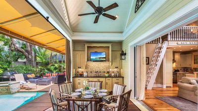 Photo for << SOUTHERNMOST BLISS @ LOVE LANE >> Lavish Home & Pool + LAST KEY SERVICES...