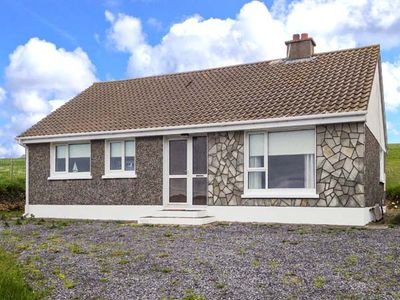Photo for SILVER STRAND COTTAGE in Glencolmcille, County Donegal, Ref 906039