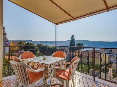 Photo for Apartment with sea view Ruzica 2