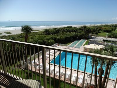 Photo for Best Priced Canaveral Towers 2 BR Condo #402!